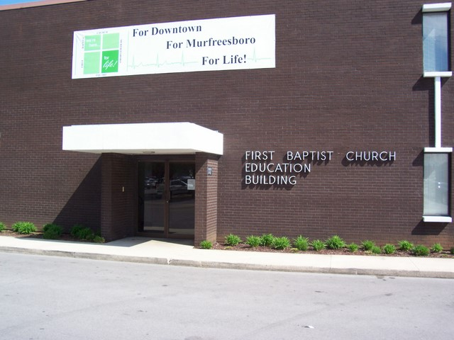 Insight Counseling Centers in Murfreesboro, TN, hosted by First Baptist Church, Murfreesboro