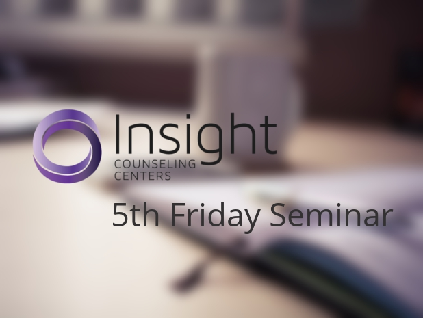 5th Friday Seminar