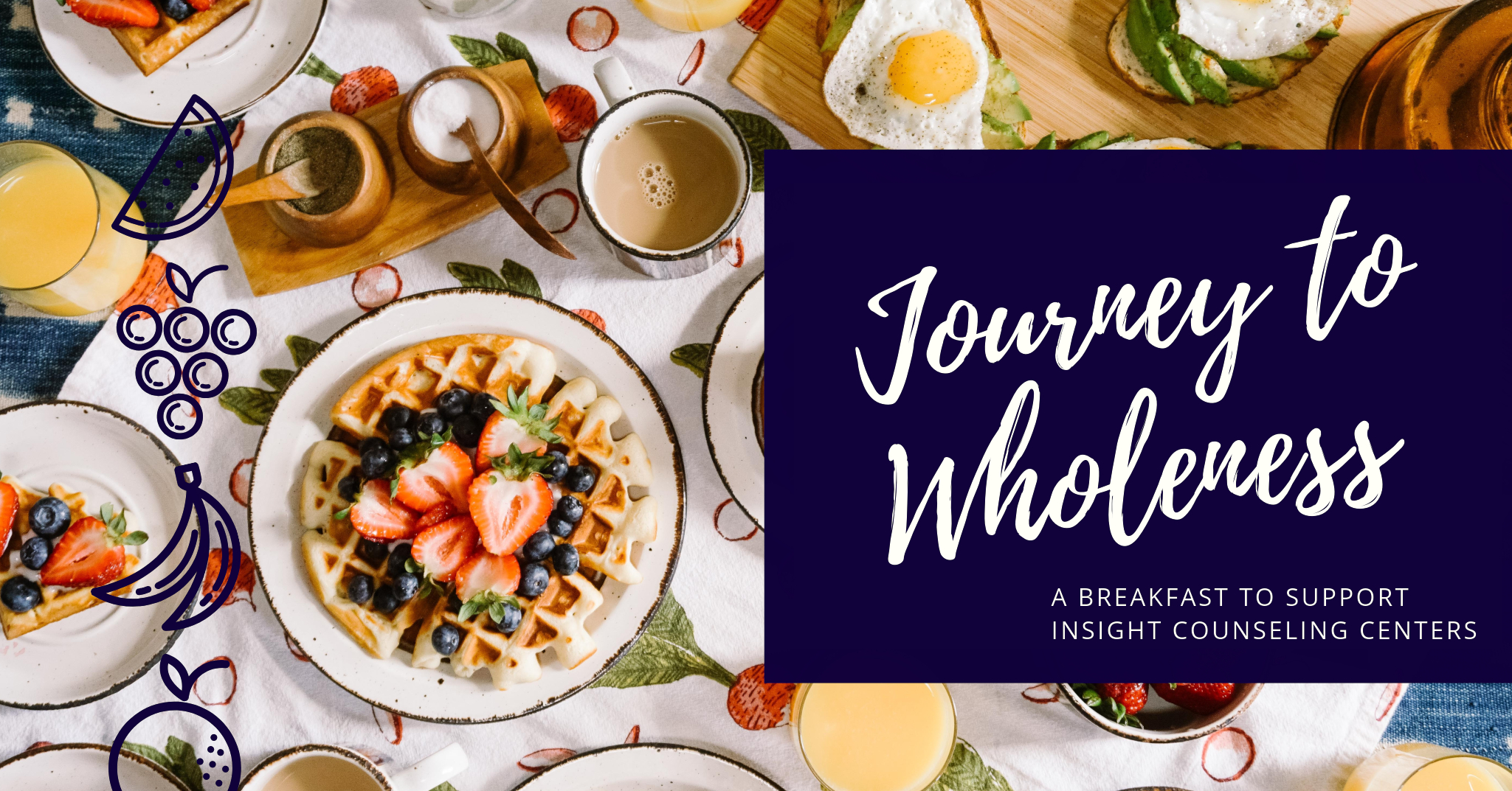 Journey To Wholeness Breakfast