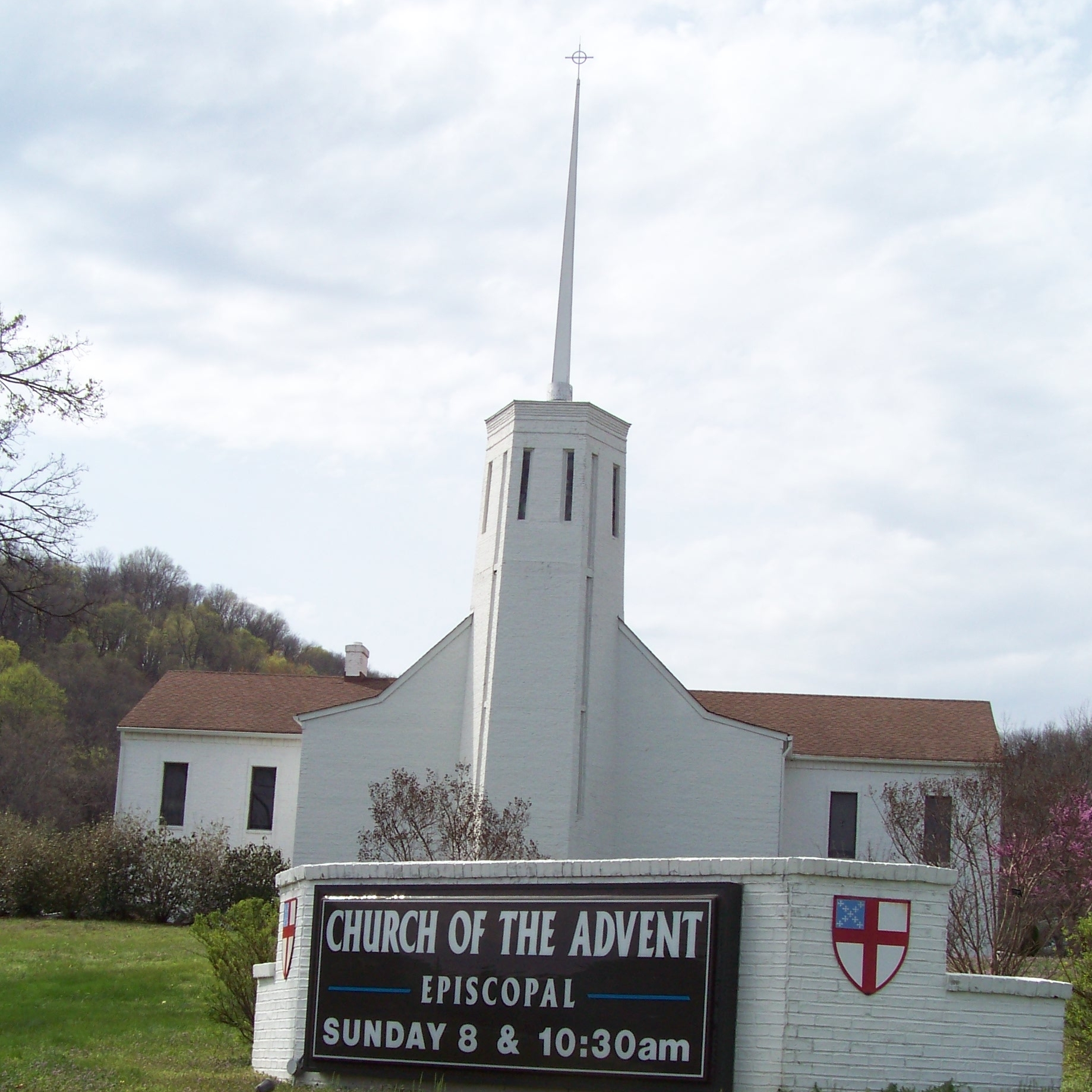 Insight Counseling Centers in Brentwood, TN, hosted by Episcopal Church of the Advent