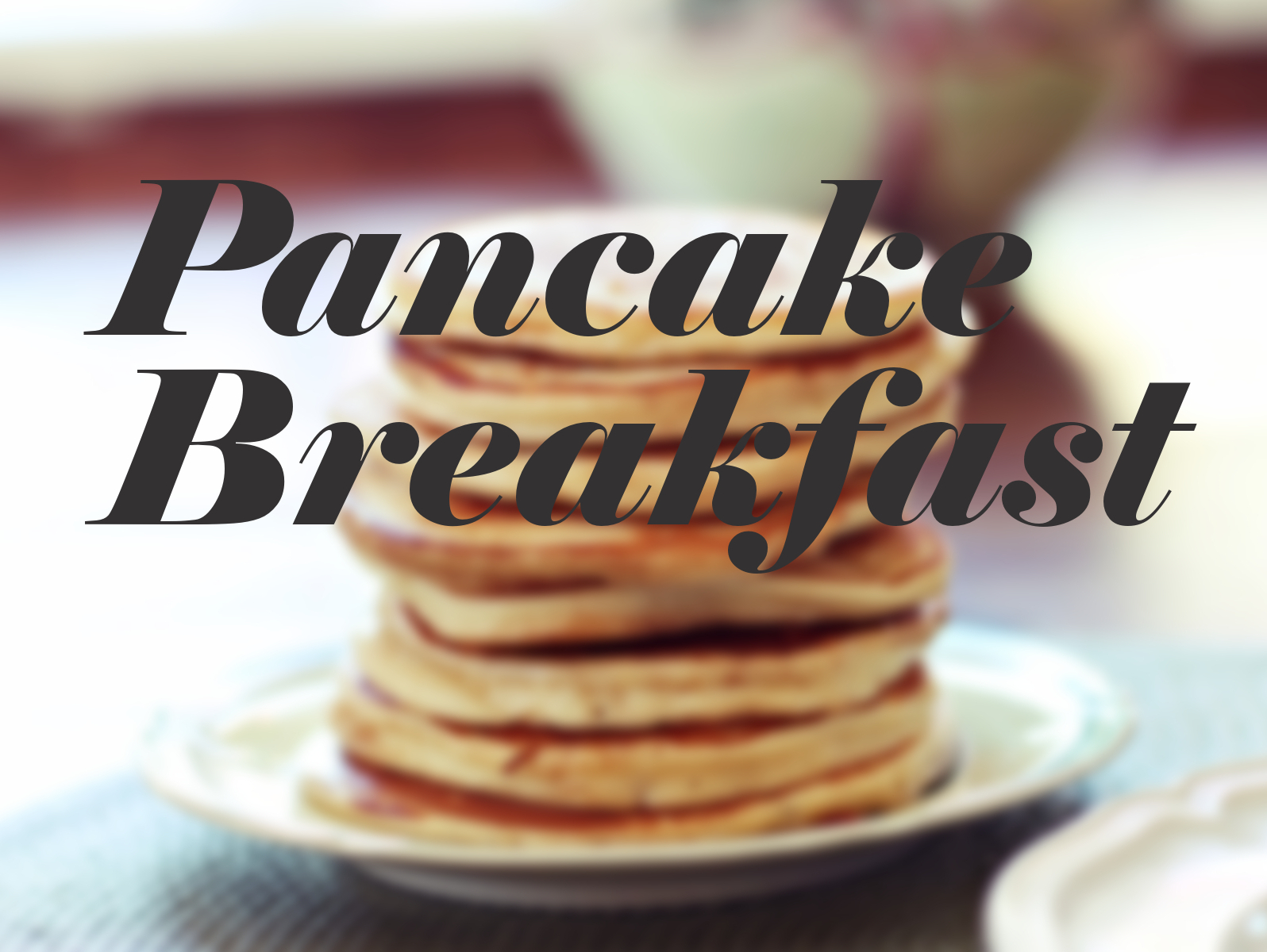 Pancake Breakfast Benefiting Insight Counseling Centers - Clarksville, TN